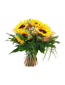bouquet girasole