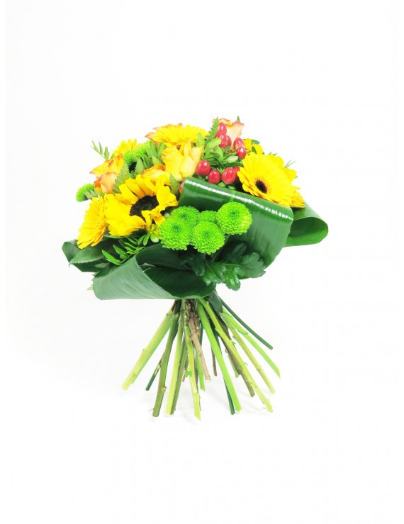 Bouquet giallo