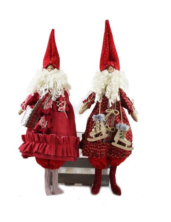 "Bamboline ""Tilda"" natalizie"