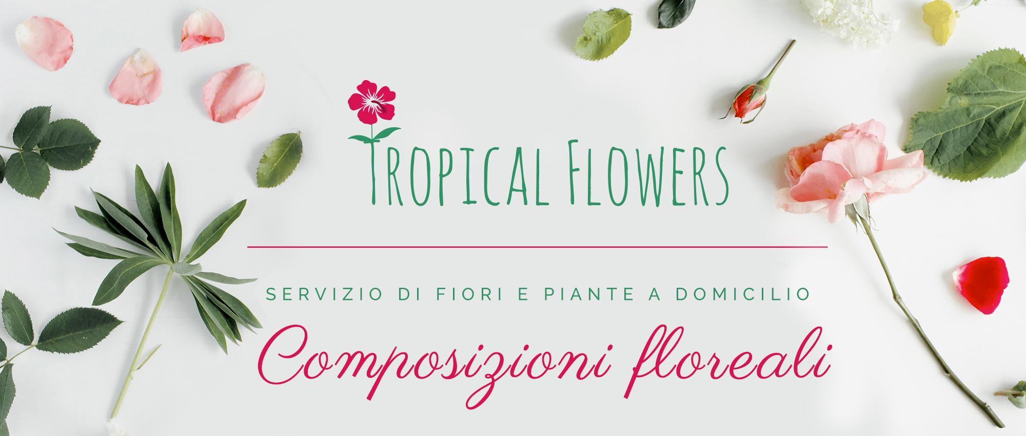 Tropical Flower Saronno